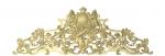 A32 Верхняя резьба -корона с медальеном