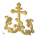 E02 Крест резной В25