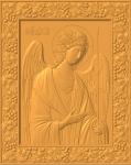 Икона резная Архангел Михаил