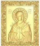 Икона Богородицы «Умягчение злых сердец»