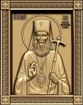 Резная икона Святитель Лука