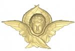Ангел резной Вариант 1