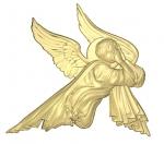 Ангел резной Вариант 2