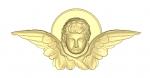 Ангел резной Вариант 5