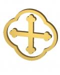 Крест прорезной 115