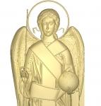 Резная икона Архангел Гавриил Вариант1
