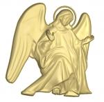 Ангел резной Вариант 9 из дерева