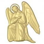 Ангел резной Вариант 10 из дерева