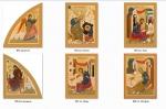 Набор №1 икон на царские врата