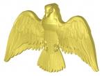 Голубь резной вариант 7 Святой дух