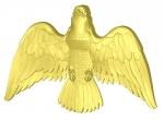 Голубь резной Вариант 5 Святой дух