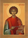 p001 Великомученик Пантелеимон целитель