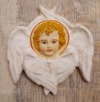 Херувим керамика ручной работы КХ2019-09