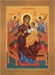p005 Икона Богородицы Всецарица (Пантанасса)