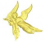 xx2 Ангел резной